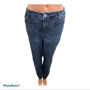 Torrid premium jeans size 22R. Front back pockets
